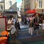 Cherbourg Innenstadt