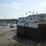 Guernsey - 1 Std. nach Niedrigwasser (21.08.13)