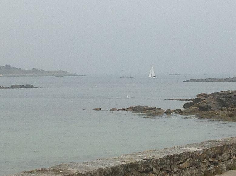 Inseldurchfahrt Ile de Batz