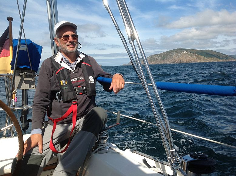 Am Ende der Erde - Cabo Finisterre