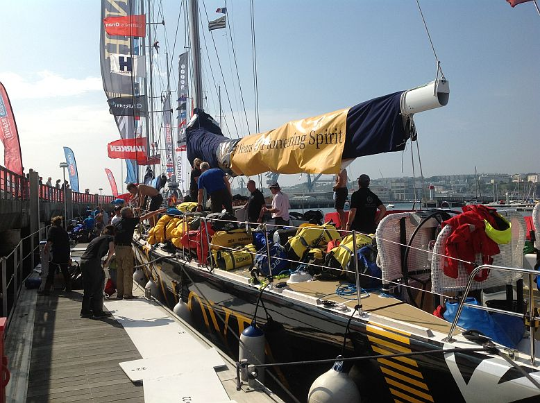 Clipper round the World 2013-14