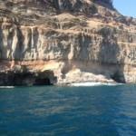 Schnorcheln in Felshöhlen