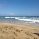 Strand im Süden