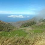 In und über den Wolken im Nationalpark de Garajonay (1487m)