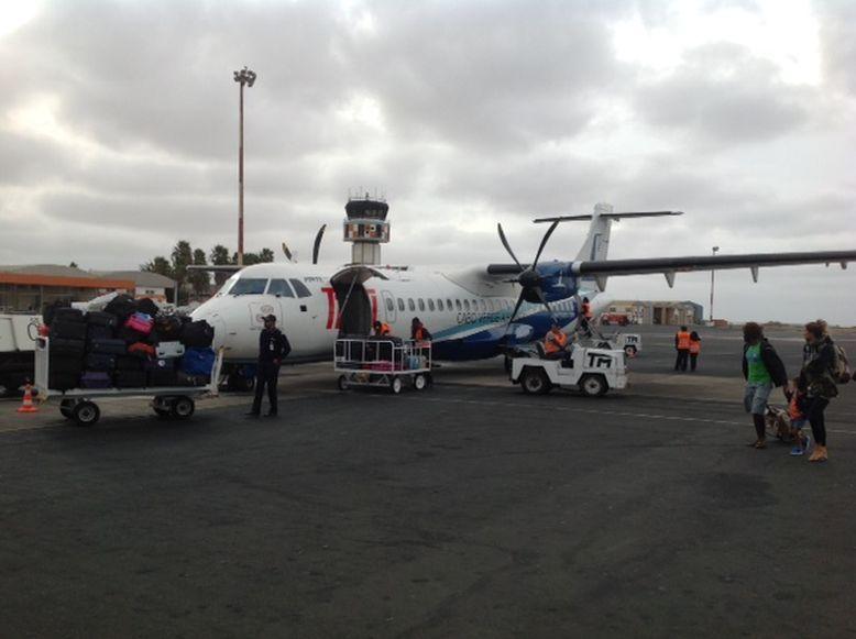 """Mit dem """"Inselhopper"""" auf den Kap Verden unterwegs."""