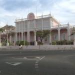 Gouverneurspalast in Mindelo