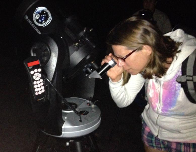 Sternbeobachtungen mit Profigeräten