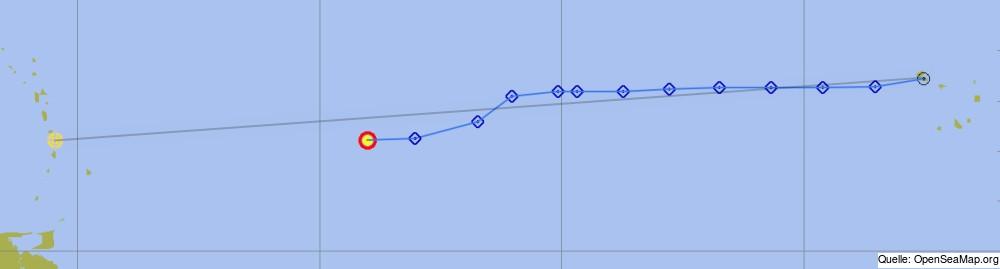 28.01.2016 / 15:59h UTC / 14.45N 48.03W / etmal 117sm