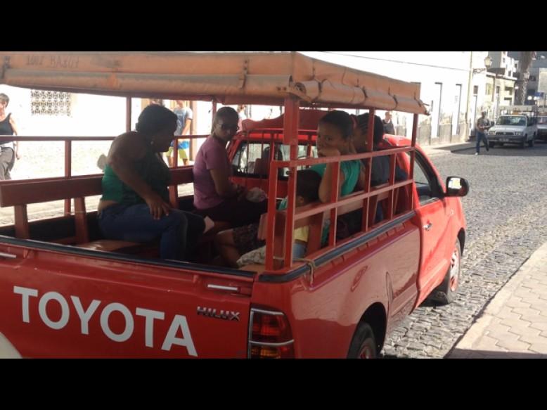 Alugua - Sammeltaxi