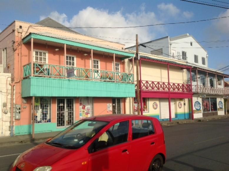 Historisches Bridgetown