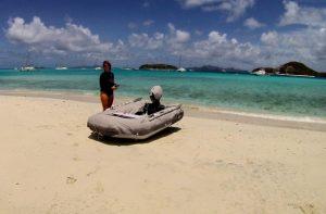 Tobago Cays Baradell