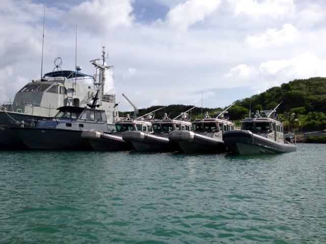 Coast Guard Boote