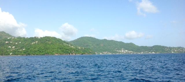 Grünes Grenada - Liebe auf den ersten Blick