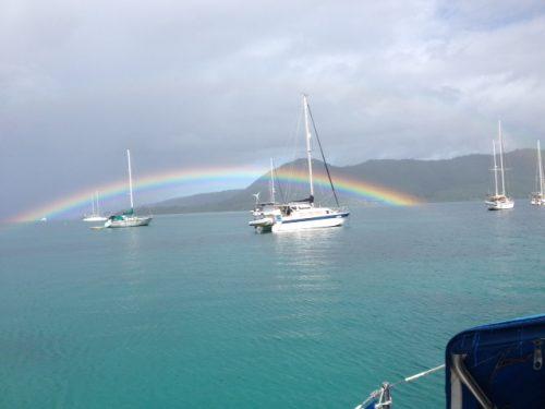 Abschied von Martinique