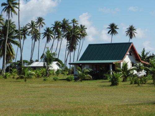 Dorf Ngarumaoa